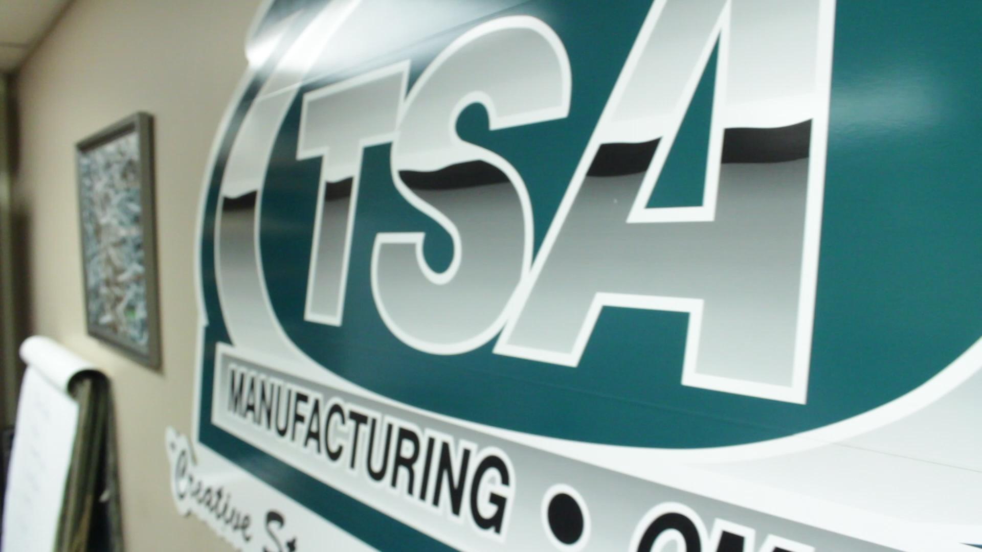 TSA Manufacturing Testimonial