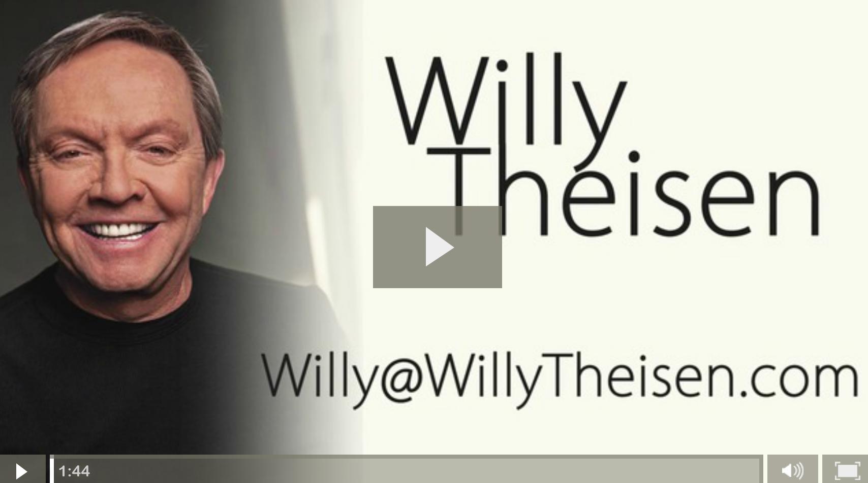 Marketing Ad Video Willy Theisen