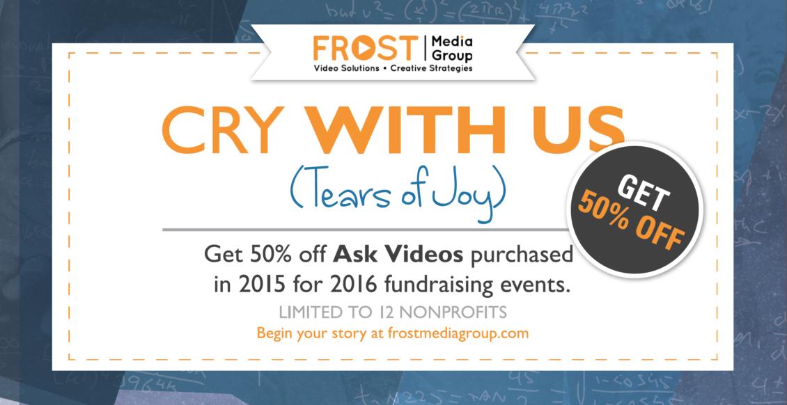 Marketing Video Media Tears of Joy Omaha Discount