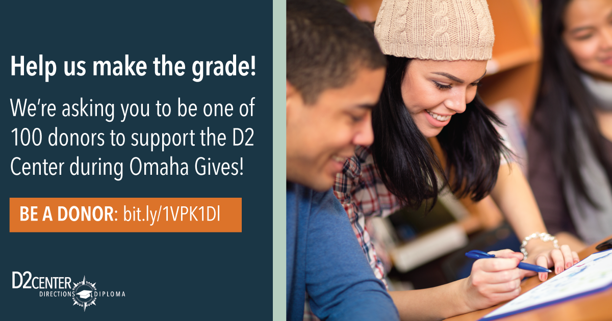 2016 Omaha Gives! | D2 Center