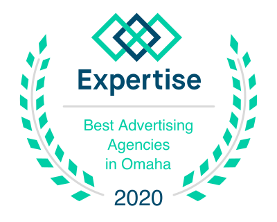 Badge Best Advertising Agencies in Omaha 2020 (Expertise)